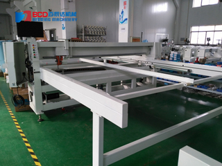 BDZH-3A COMPUTERIZED LONG ARM MOVABLE QUILTER MACHINE