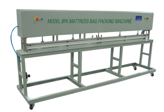 MATTRESS PLASTIC BAG PACKING MACHINE (BFK)